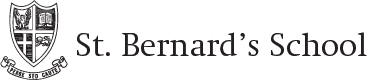 St. Bernard School Logo